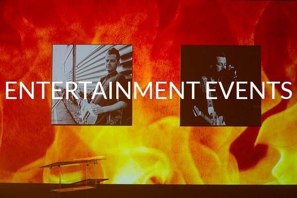 Services Entertainment Events