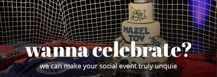 wanna celebrate social slide