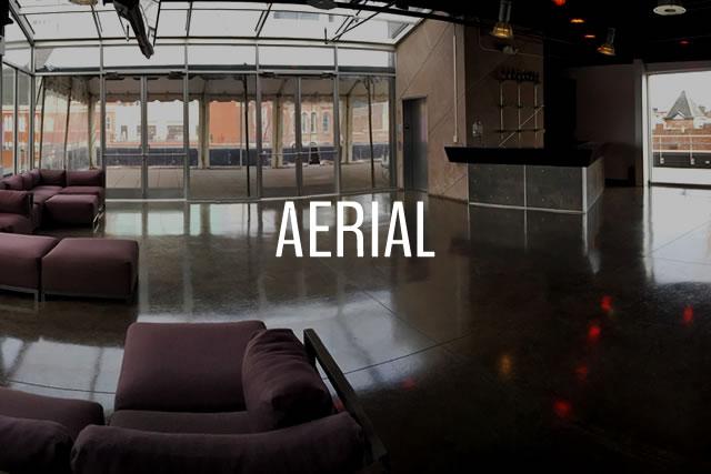 Aerial - Randi Events